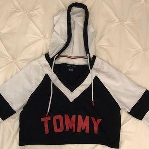 Tommy Hilfiger Crop Hoodie